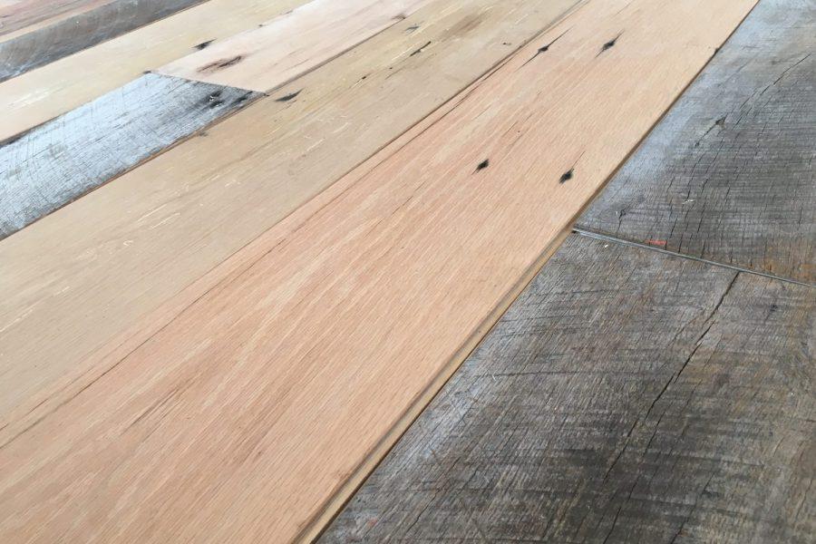 Reclaimed White Oak