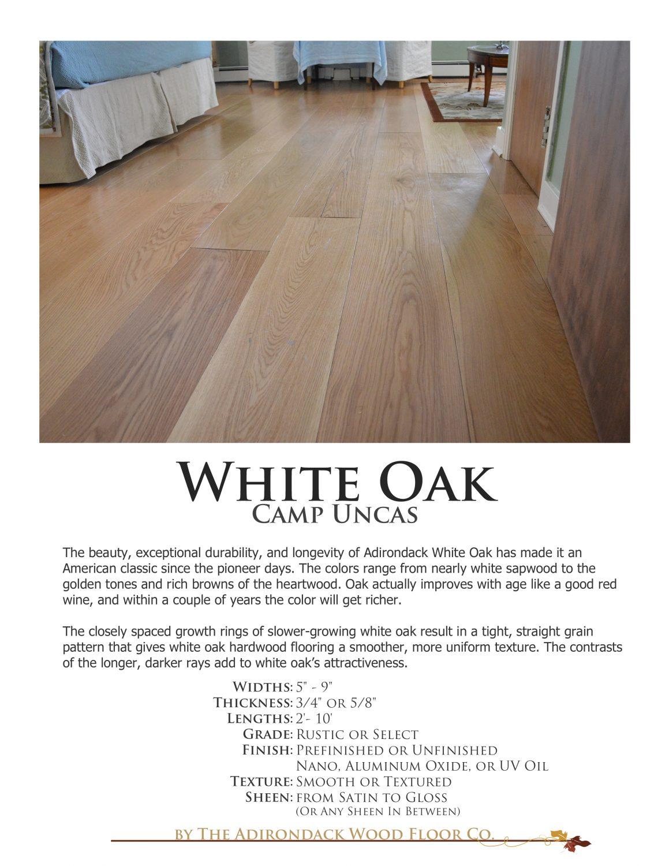 Camp Uncas White Oak