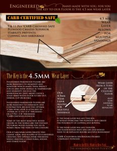 facts about engineered wood floors