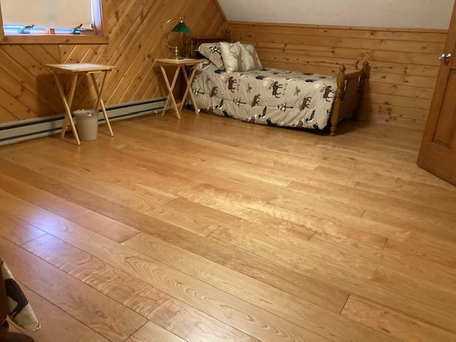 Natural Cherry Floor